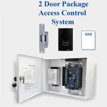 E-Gate 2Door Access Control