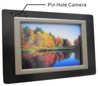 Picture Frame Mini DVR, 32Gig SD 1280×720 30Fps
