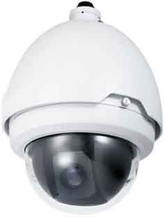 Auto Tracking IP PTZ – 2.0 Mega Pixel IP Cam.