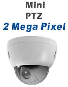 Mini PTZ 2 Mega Pixel