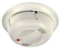Smoke Detector with Alarm Function